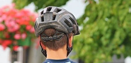 helmet hair
