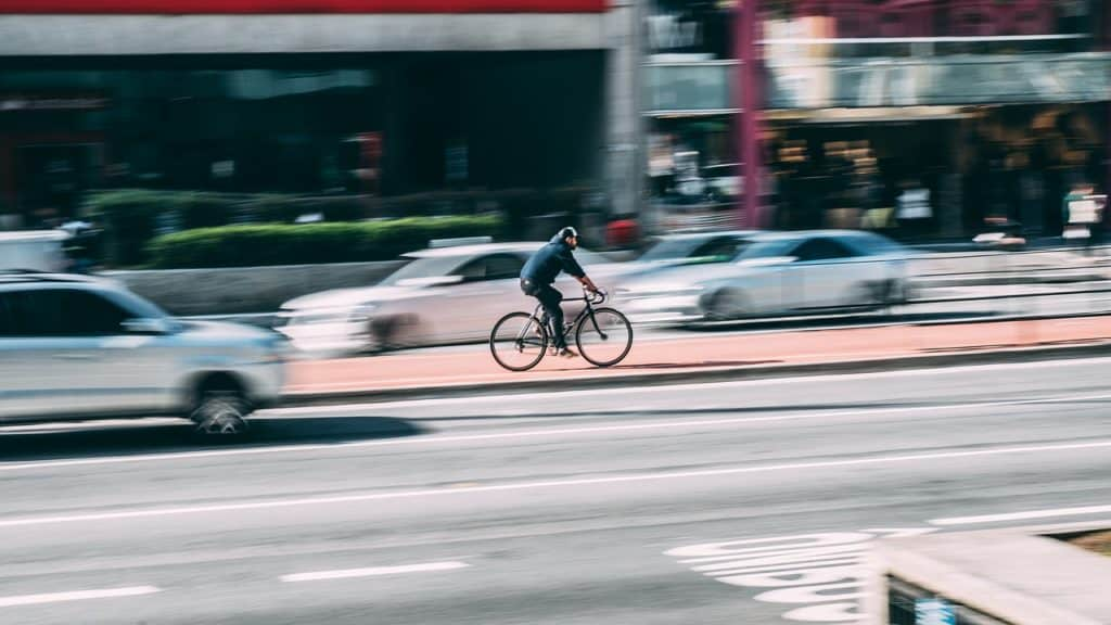 environmental benefits of bike riding