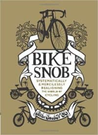 bike snob nyc book