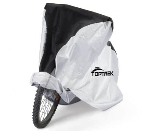 toptrek bike cover
