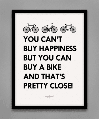 happy bike quote