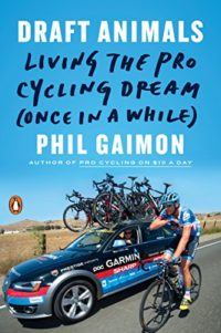 living the pro cycling dream book