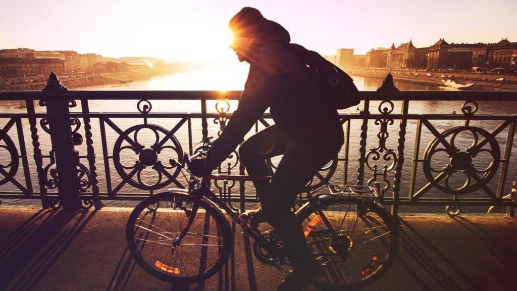 why you should bike commute