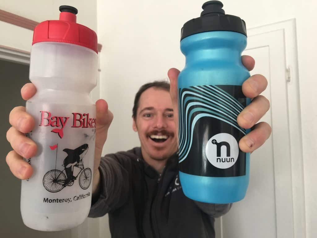 best cycling bottles for commuting