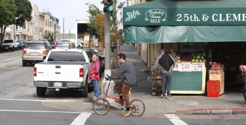 regular bike commuter