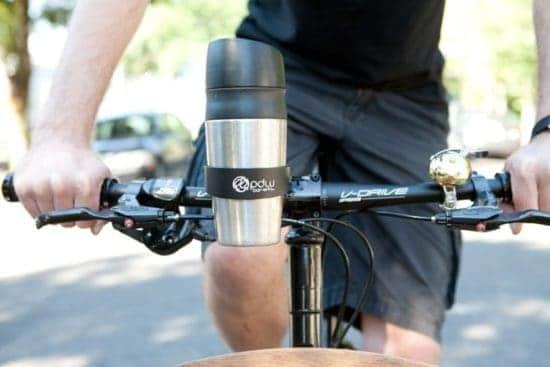 portland bike cup holder