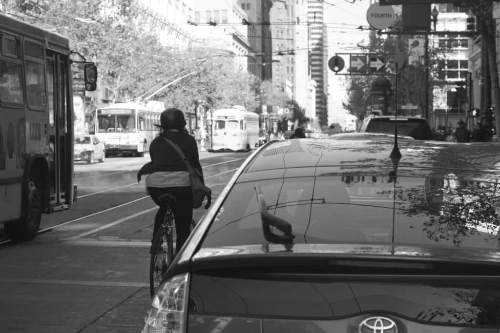 bike commuting challenge