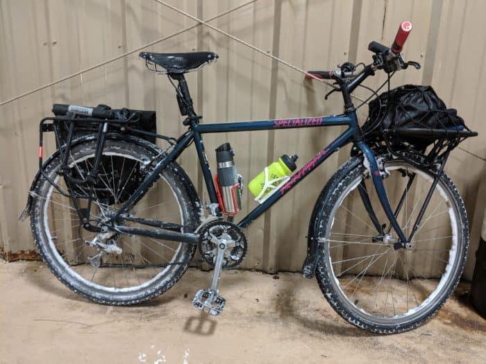 specialized bike winter commuter