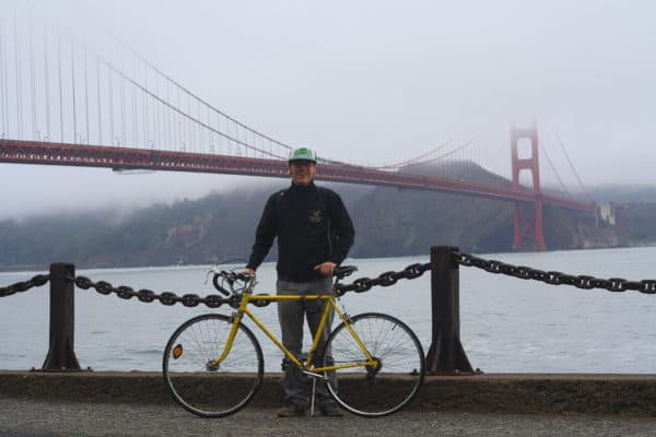 bike riding challenge