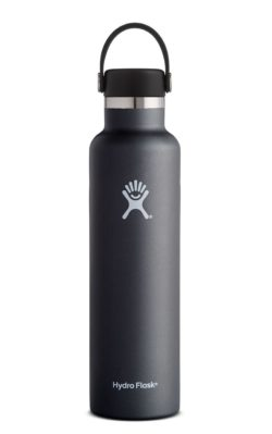 bicycling with hydro flask