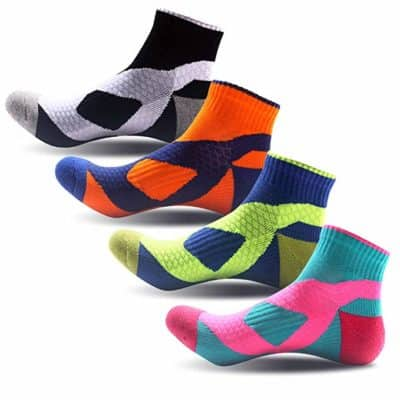 socks for bike commuters