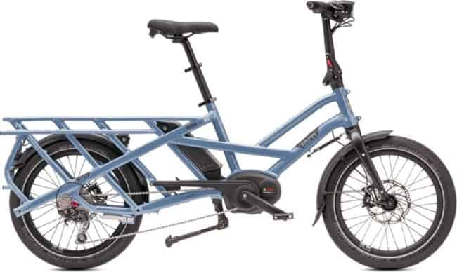 folding electric bike carry kids