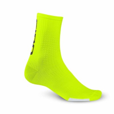 neon bike socks
