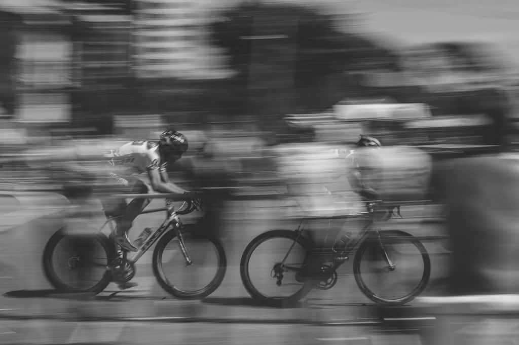 bicycle speed wobbles