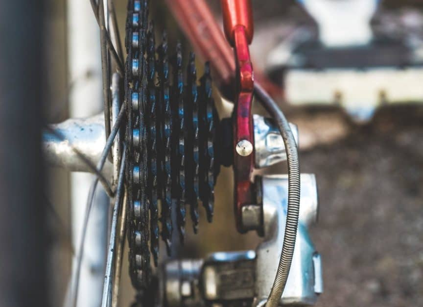 how much does a bike chain cost