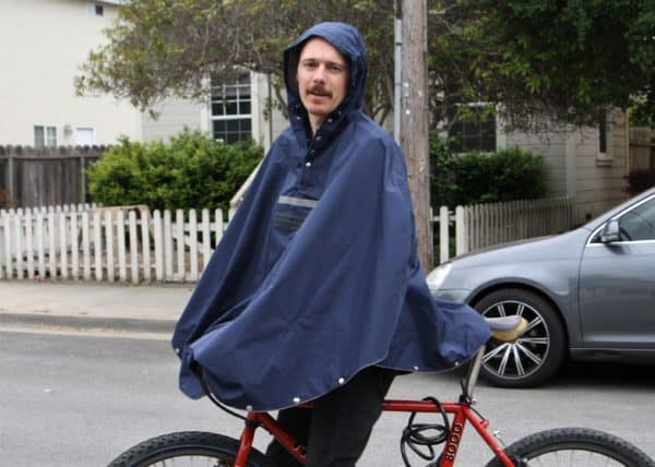 best poncho for cycling